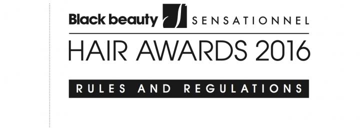 Black Beauty/Sensationnel Hair Awards 2016 rules & regulations