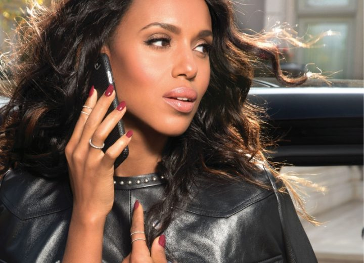 OPI teams with actress Kerry Washington on Fall/Winter collection
