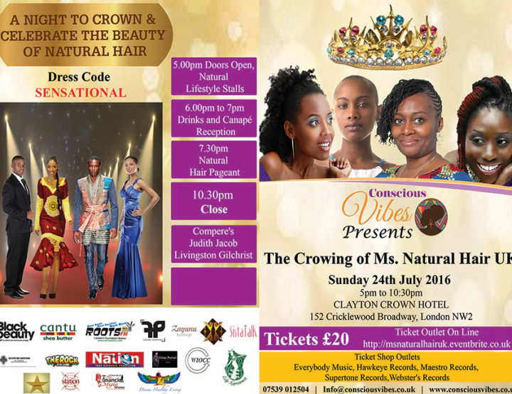 Natural hair pageant hots up
