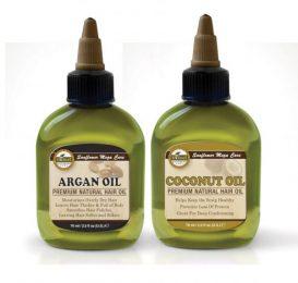 12 Difeel Sunflower Hair Care Oil Sets