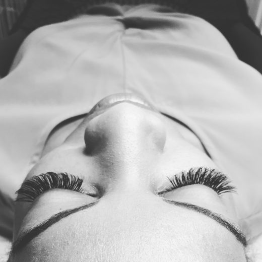 8 week eyelash extensions