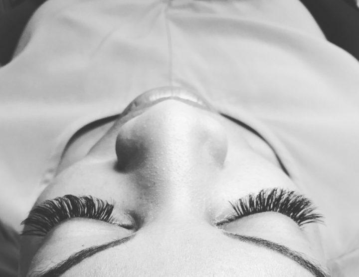 8 week eyelash extensions