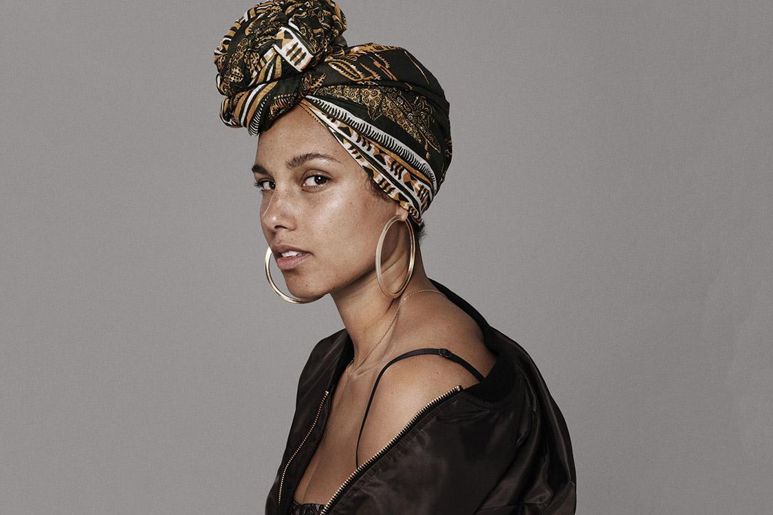 Alicia Keys Uses Obagi Medical For