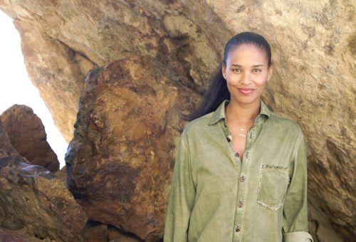 Joy Bryant launches fashion range in Selfridges