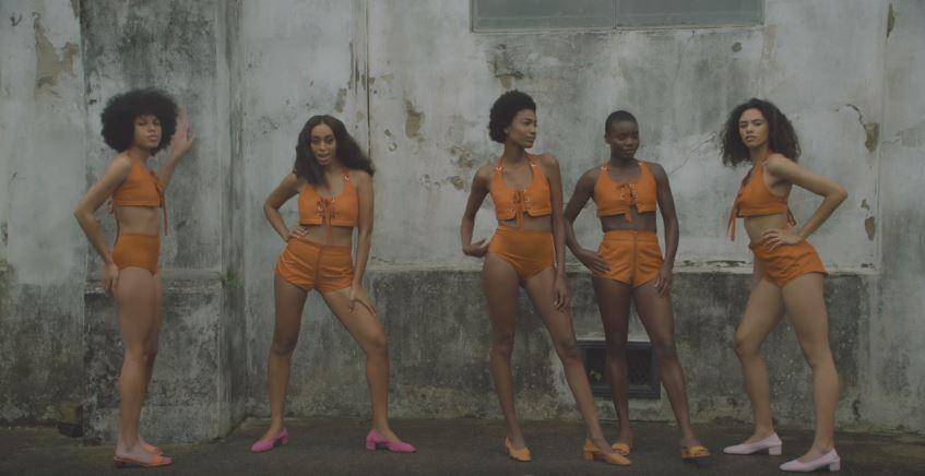 Solange Knowles stills