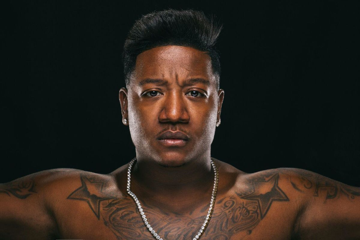 Rapper Yung Joc Showcases His New Hairstyle
