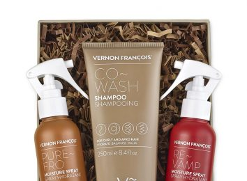Black Beauty & Hair and Vernon François collab