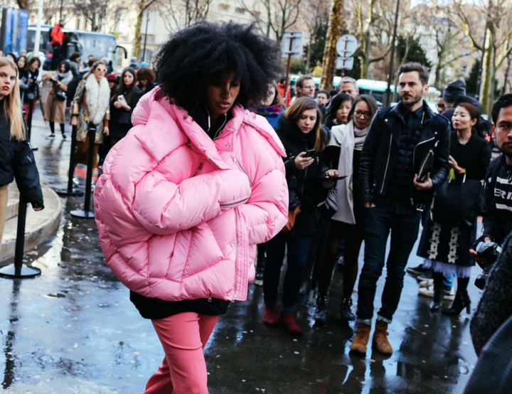 All hail the mighty puffer coat