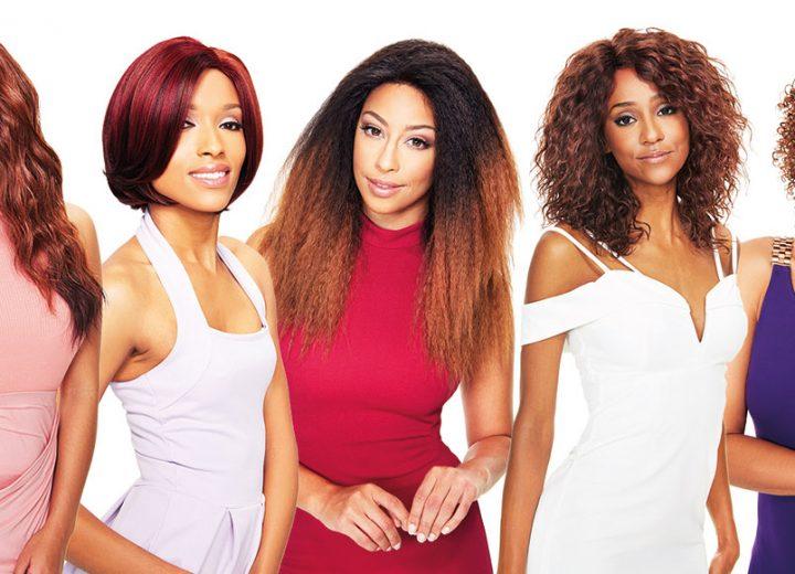 Win Sleek Fashion Idol wig collection!