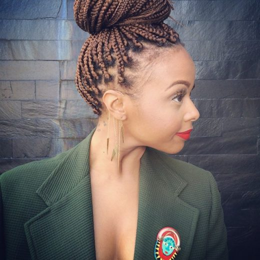 Hair Trend: Box Braids