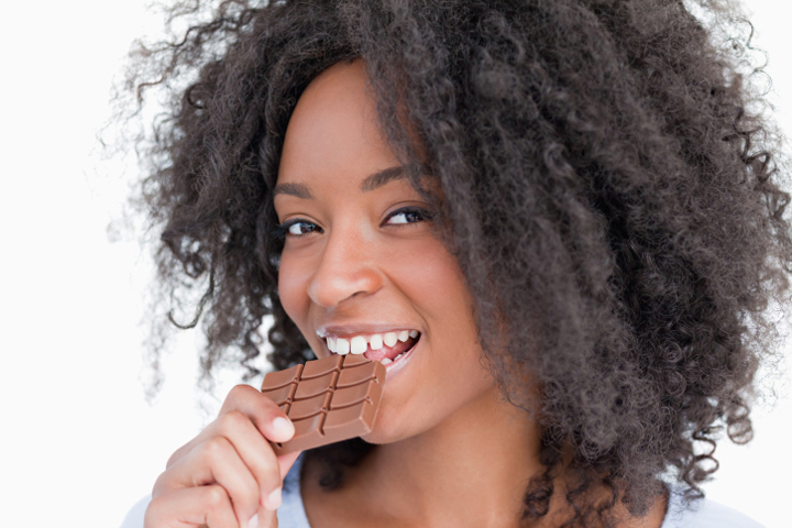 Guilt-free beauty chocolate fix