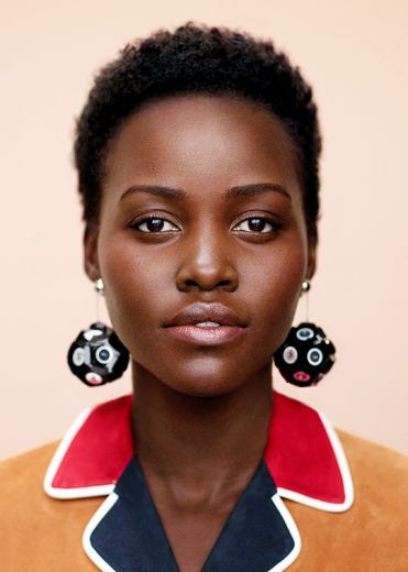 Lupita Nyong'o hair crush