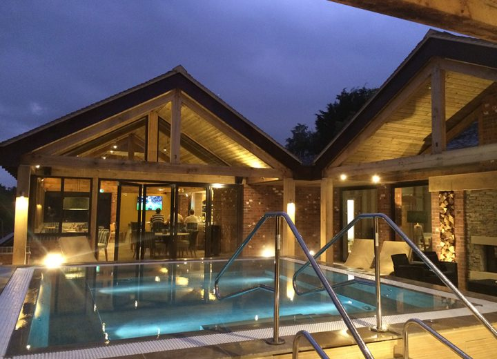Top 5 UK spas