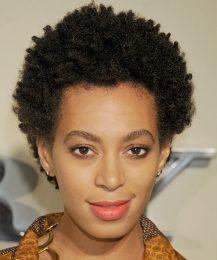 Solange Knowles hair crush