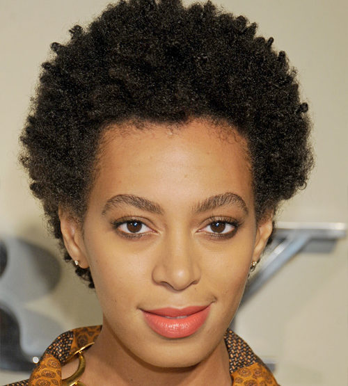 Solange Knowles hair crush
