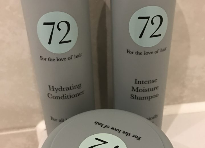 72 Hair product review
