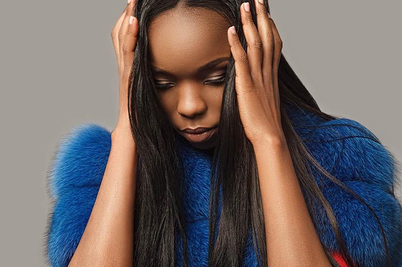 Hair-saving weave tips