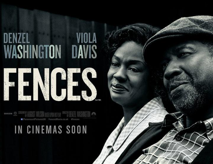 Make it a movie night: Fences