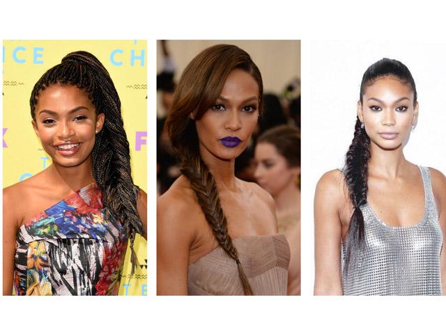 Hair Trend: Fishtail braids