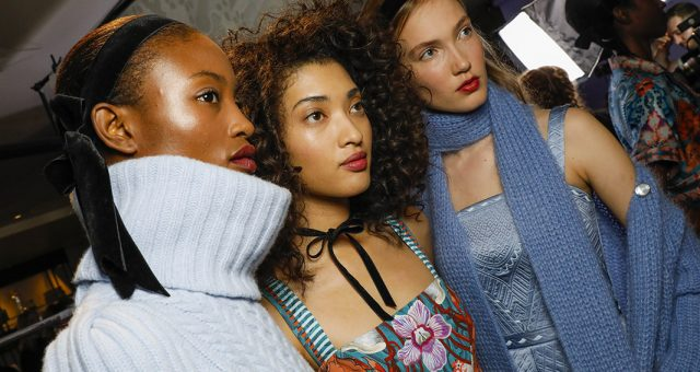 Temperley London AW17  – Get the look