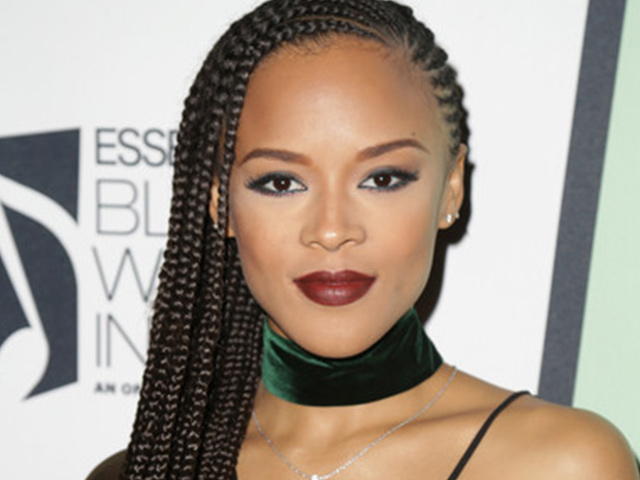 Serayah Hair Crush