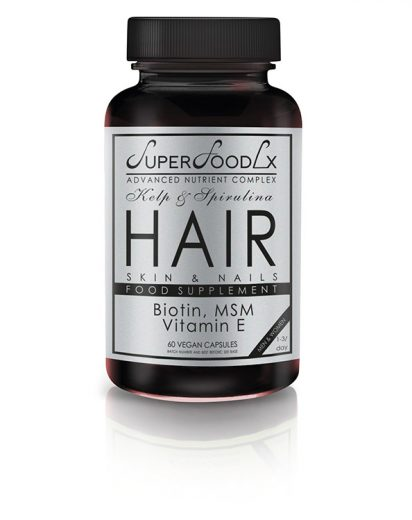 2 x SuperfoodLX Kelp & Spirulina Supplements