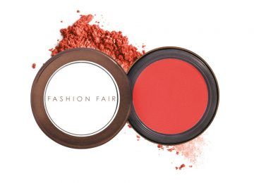 5 Fashion Fair Cosmetics New Tangelo Beauty Blushes