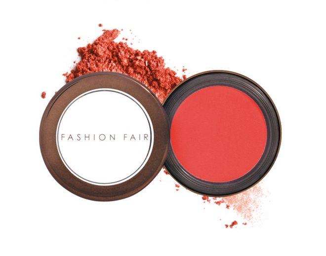 5 Fashion Fair Cosmetics New Tangelo Beauty Blushes