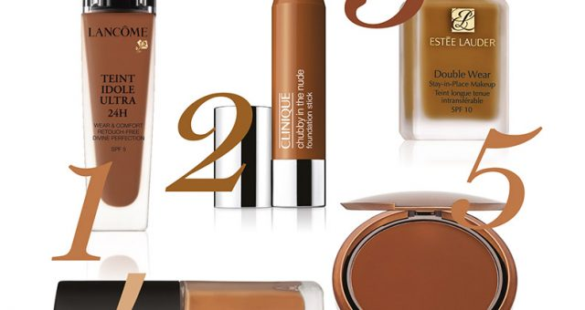 Best foundations for warm and cool skins