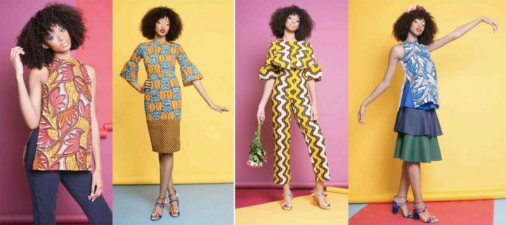 Ife's Closet's new collection for S/S'17