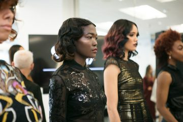 L'Oréal Colour Trophy Afro Look Award Finalists