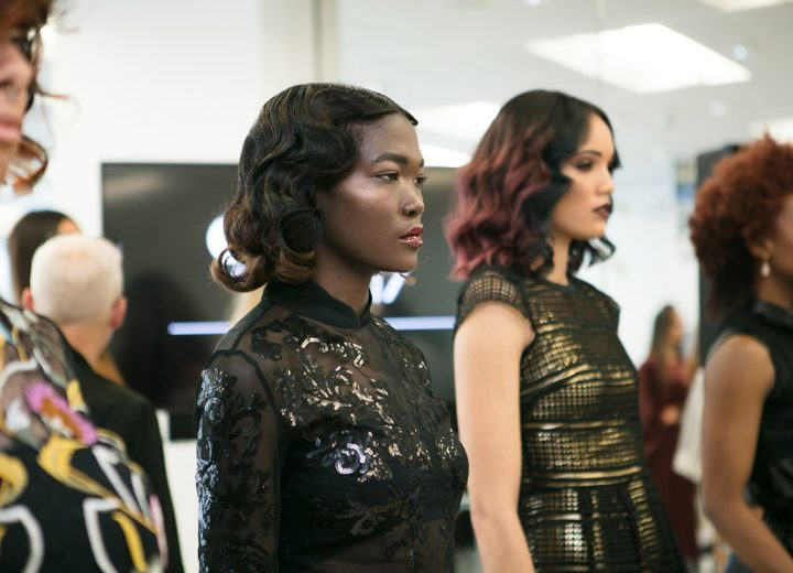 L'Oréal Colour Trophy Afro Look Award Finalists