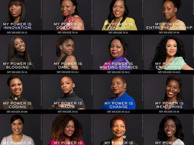 Lancôme's new foundation campaign inspires