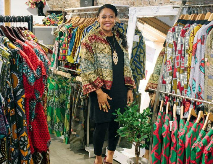 Fashion designer overcomes homelessness
