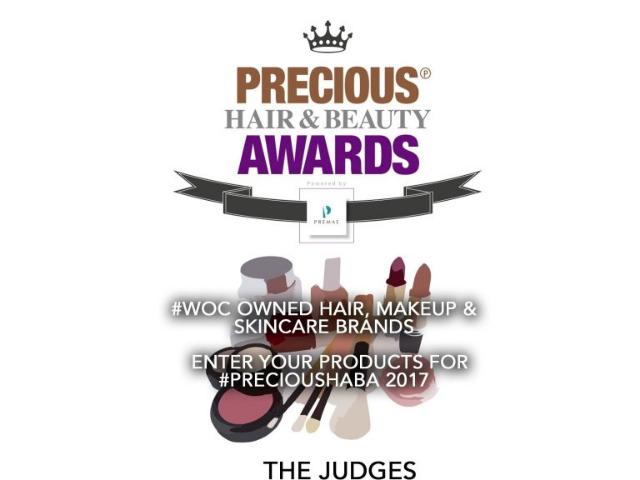 Precious Hair & Beauty Awards