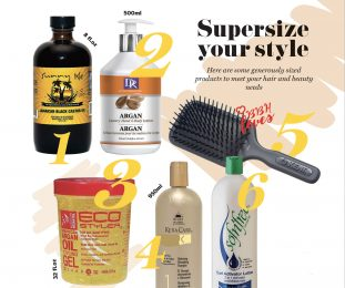 Supersize your style