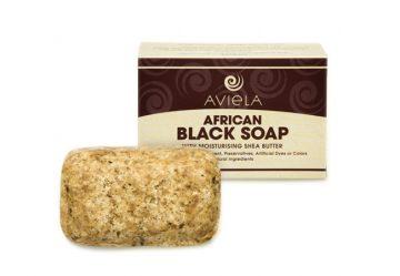 10 Aviela African Black Soaps