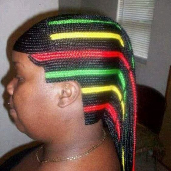 Jamaican Hairstyles Black Women: Happy 60th Independence Day Ghana