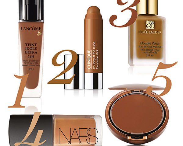 Best foundations for warm and cool skin tones
