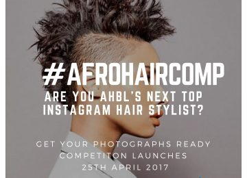 Enter our Instagram hairstyling competition