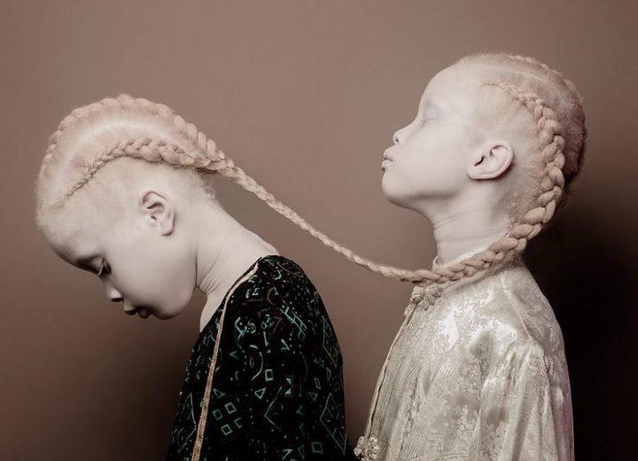 Meet Lara and Mara the supermodel twin sisters
