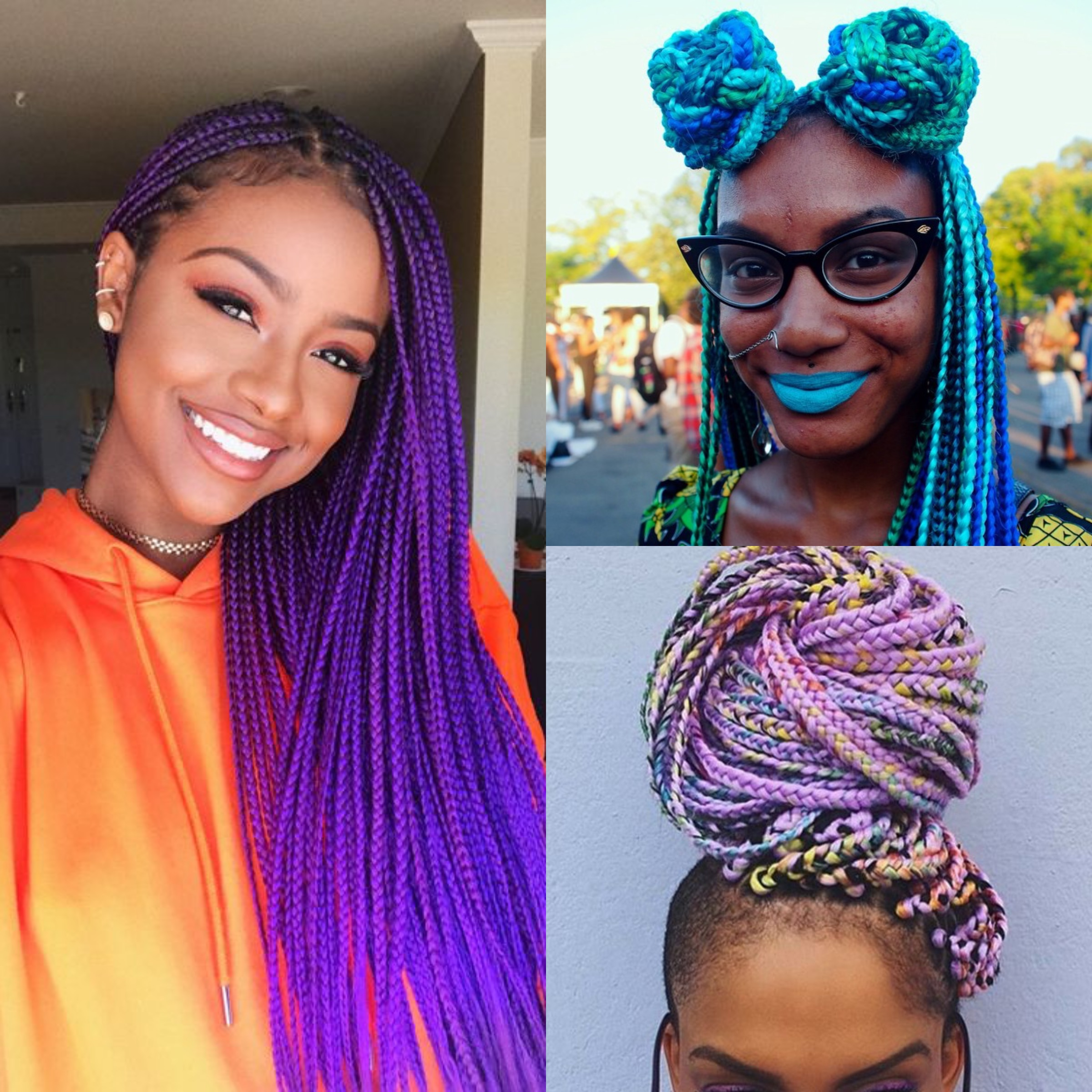 Festival Hair Looks You Ve Got To Try