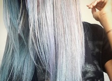 Make pastel hair work for you