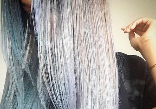 Make pastel hair work for you – just like Jourdan!