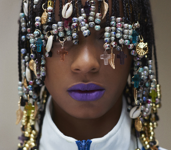 Celebrity Style Beads: This Hair Trend Will Make You Want To Revisit The 80's