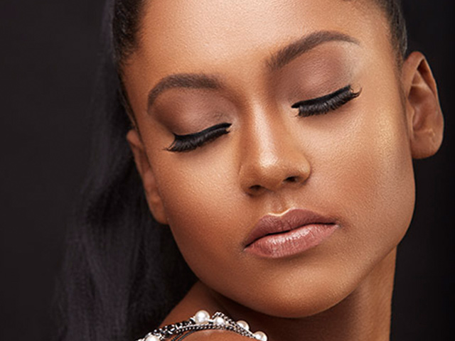Bridal make-up that lasts all day