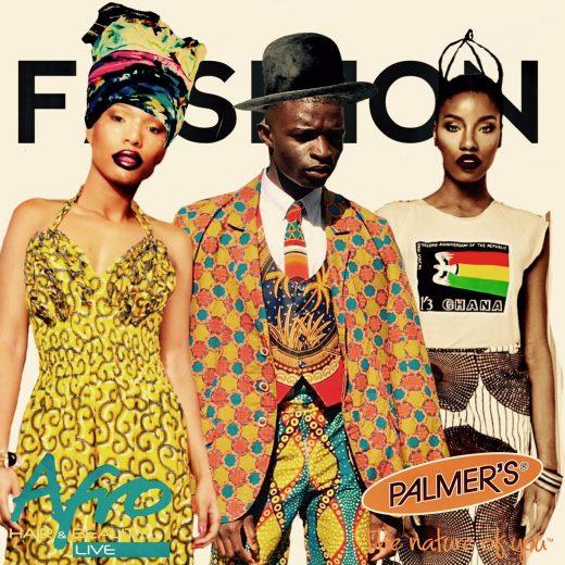 AFROPOLITAN SHOW @  Afro Hair & Beauty Show LIVE 2017