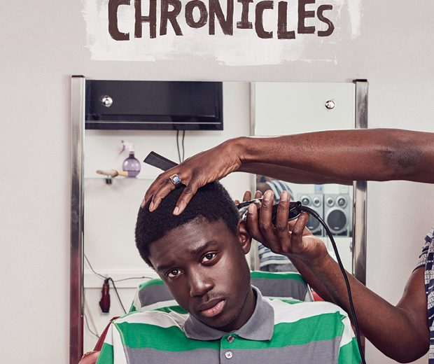 2 pairs of the Barbershop Chronicles tickets