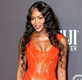 Naomi Campbell launches fashion and beauty range