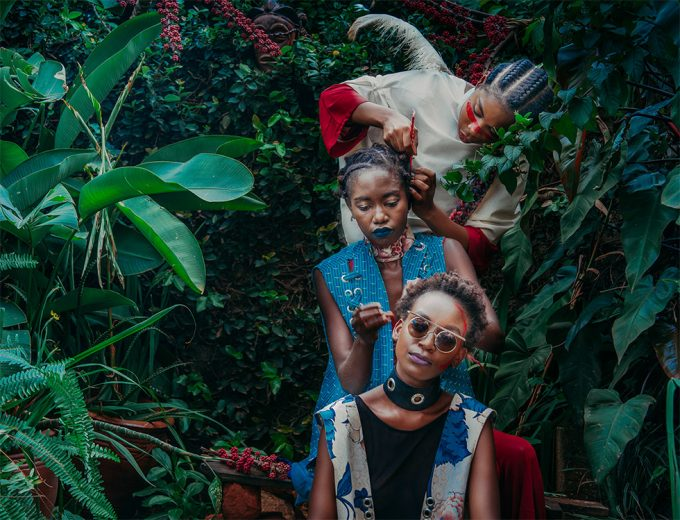 The Salooni to debut at the Africa Utopia Festival